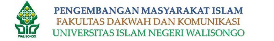 PENGEMBANGAN MASYARAKAT ISLAM