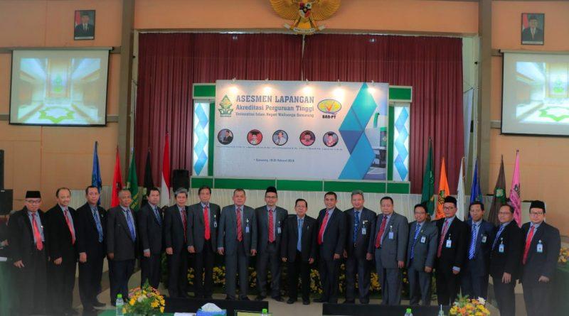 Universitas Islam Negeri Walisongo Semarang Raih Akreditasi A